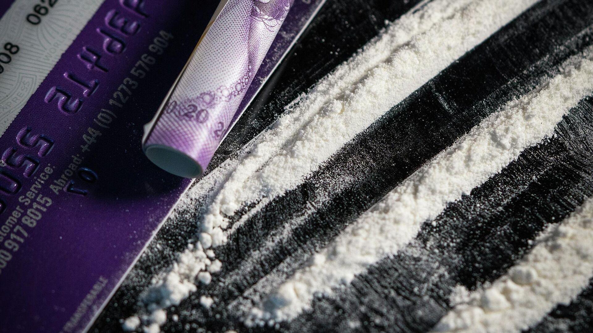 Cocaína (imagen referencial) - Sputnik Mundo, 1920, 22.09.2021