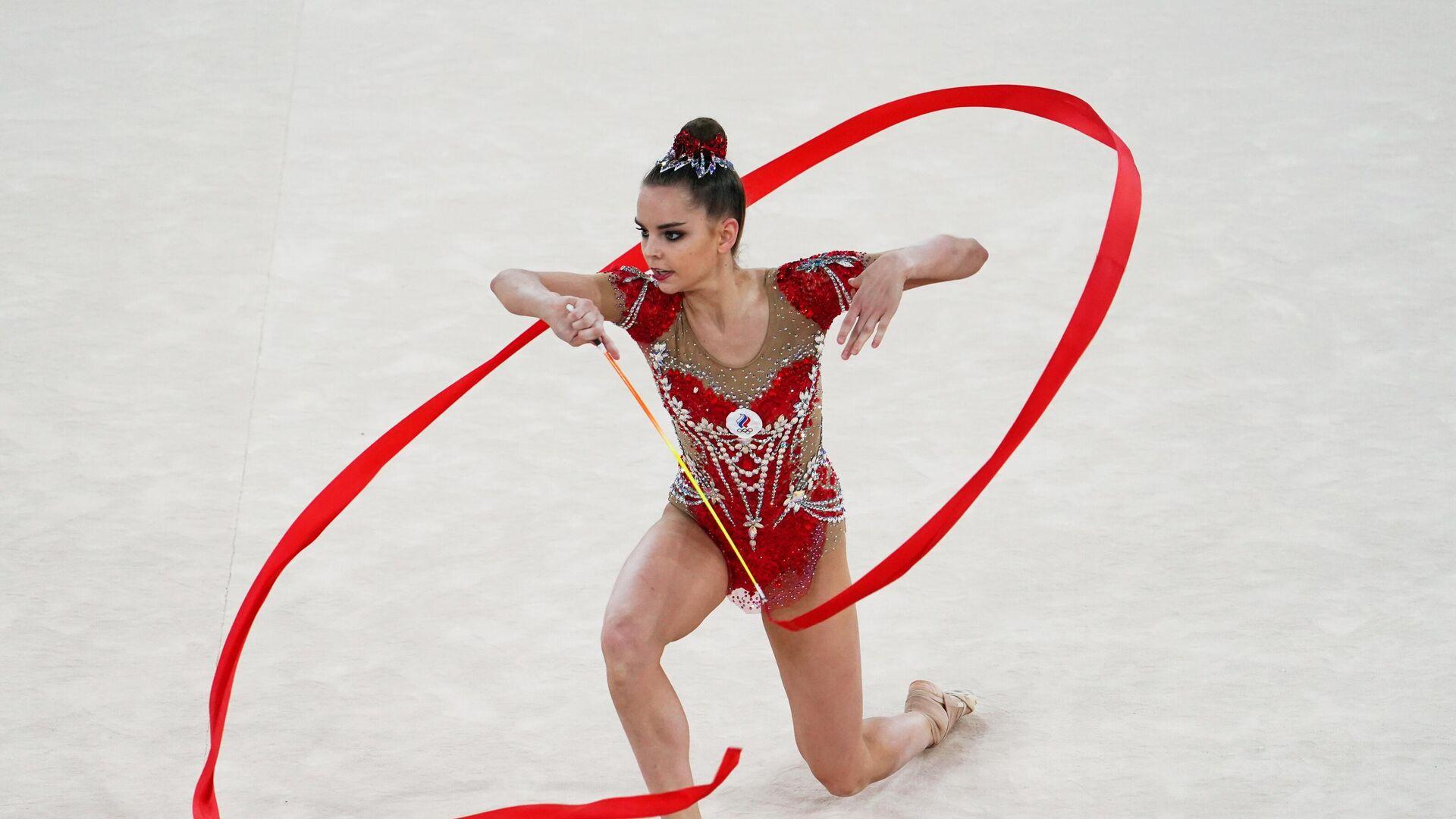 Dina Avérina, gimnasta rusa  - Sputnik Mundo, 1920, 07.08.2021