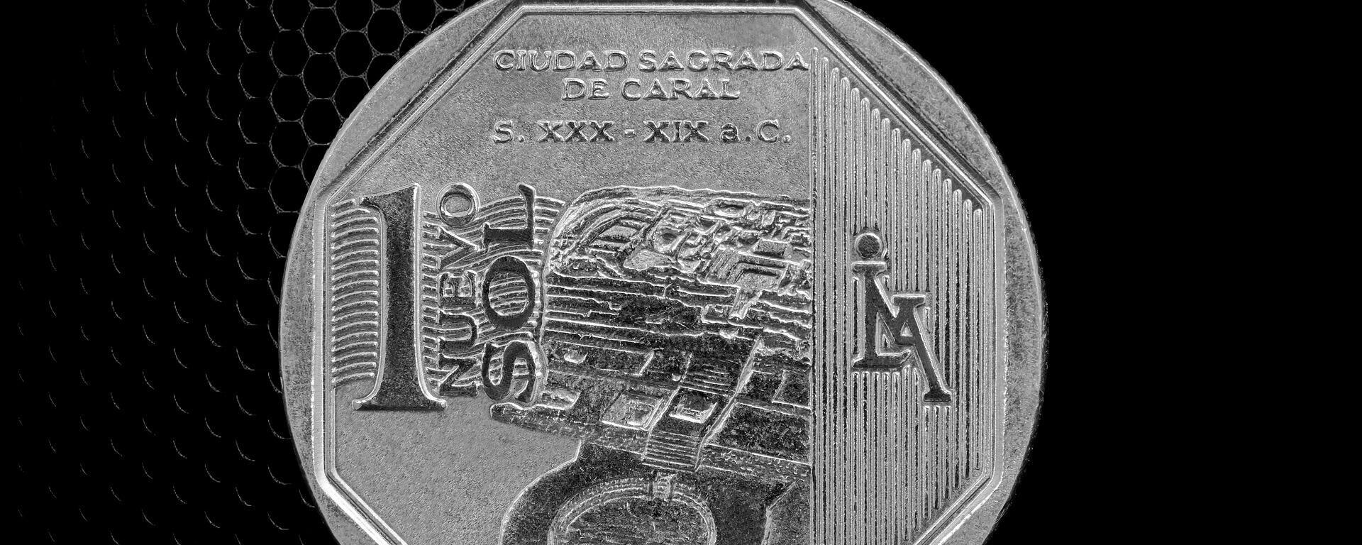 Un sol, la moneda de Perú - Sputnik Mundo, 1920, 08.08.2021