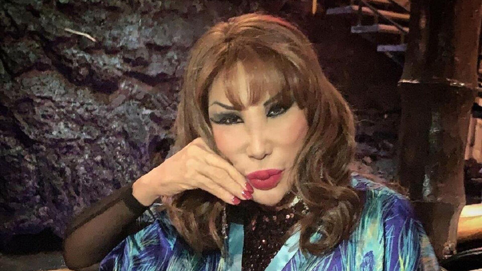 Lyn May, bailarina y actriz mexicana - Sputnik Mundo, 1920, 09.08.2021
