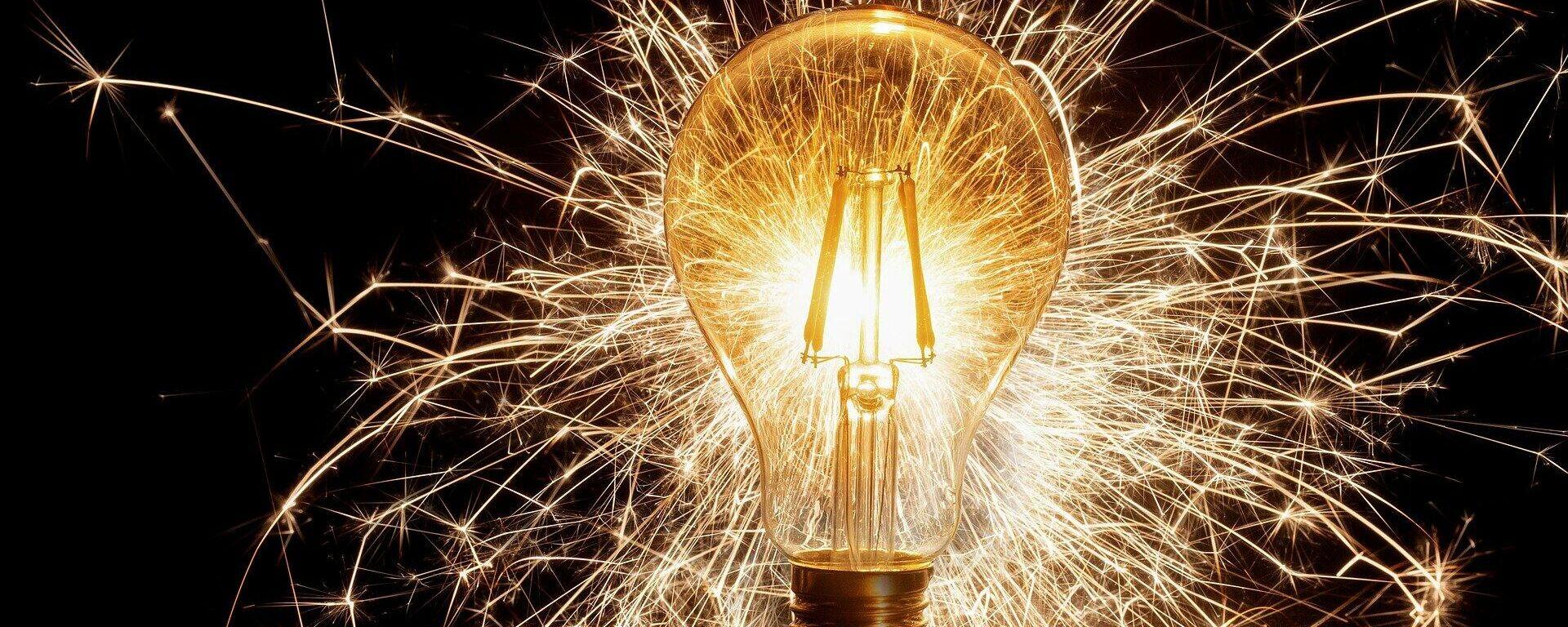 El coste de la energía eléctrica se dispara en España - Sputnik Mundo, 1920, 14.09.2021