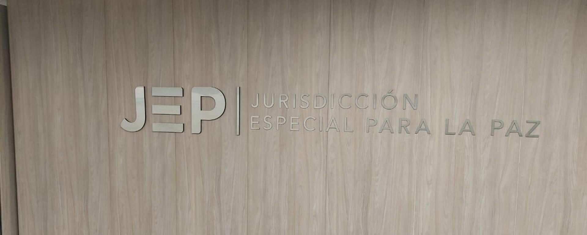 Jurisdicción Especial para la Paz (JEP, justicia transicional) - Sputnik Mundo, 1920, 23.09.2021