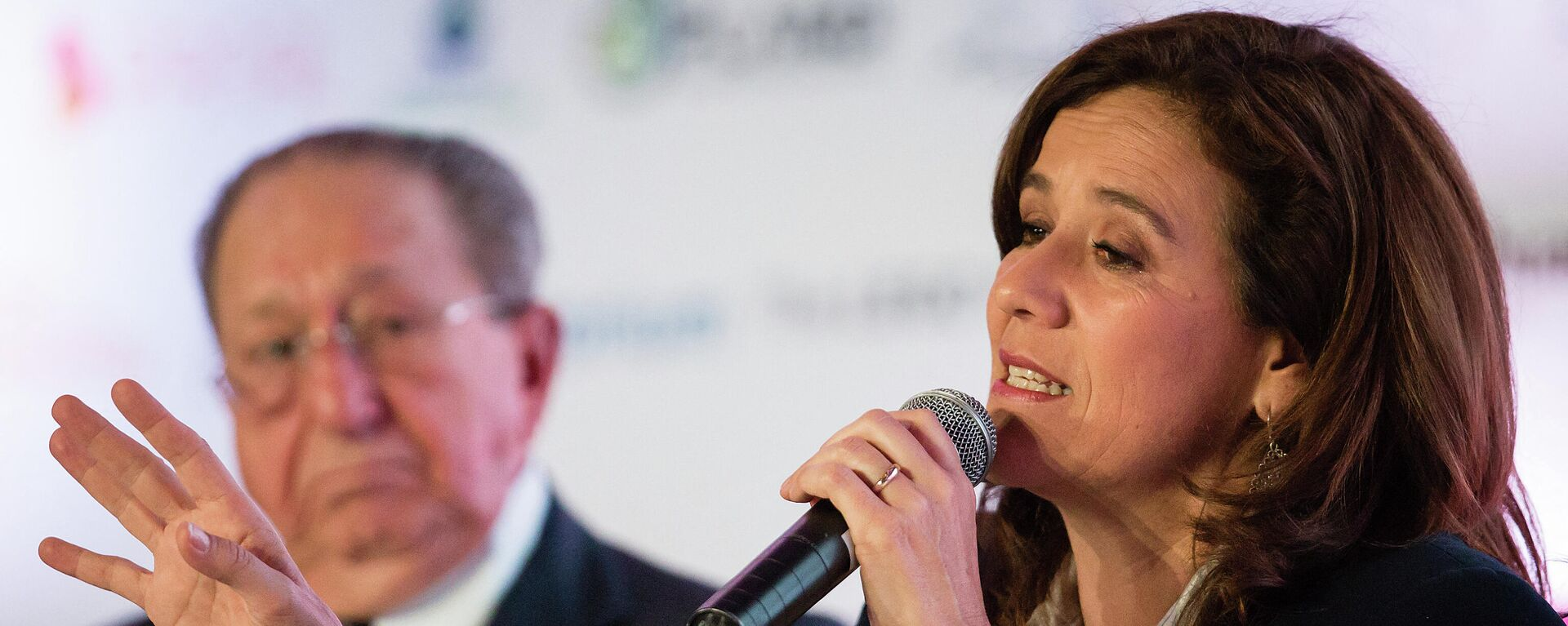 Margarita Zavala, la política mexicana, esposa del expresidente Felipe Calderón - Sputnik Mundo, 1920, 11.08.2021