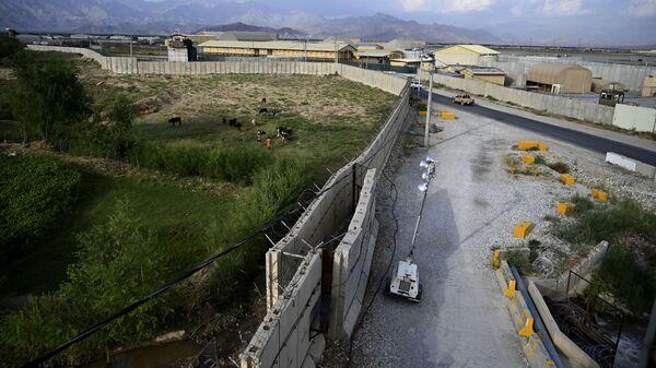 База Баграм в Афганистане  - Sputnik Mundo