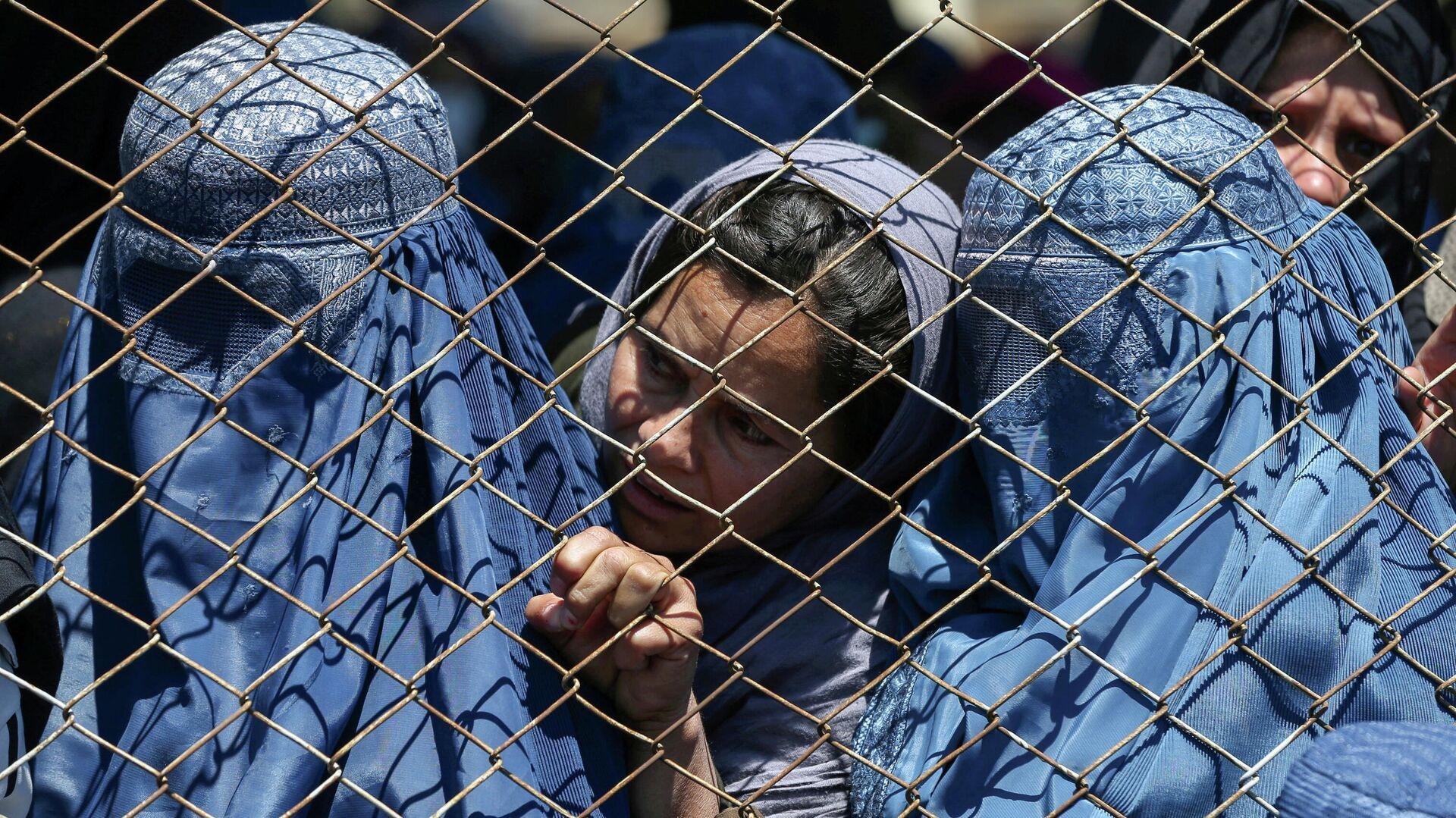Mujeres de Afganistán - Sputnik Mundo, 1920, 18.08.2021