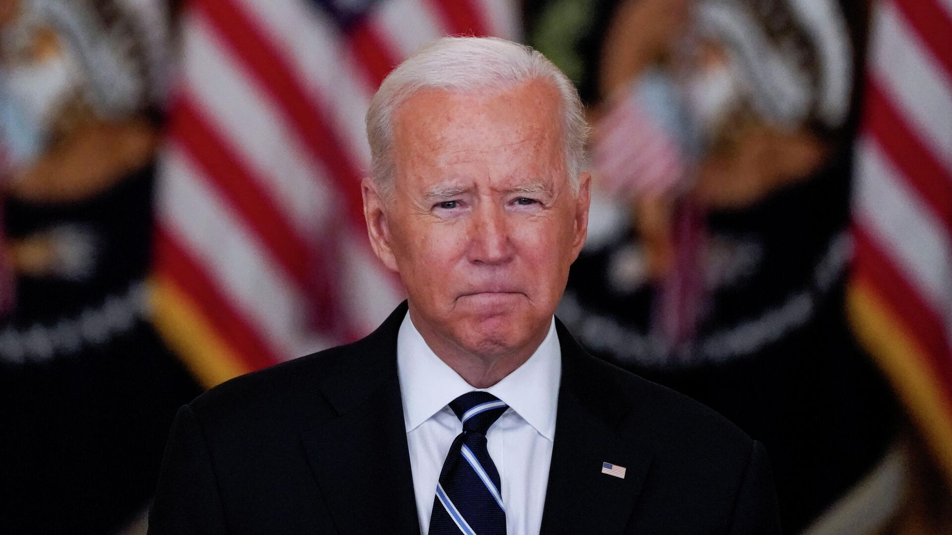 Joe Biden, presidente de EEUU   - Sputnik Mundo, 1920, 15.09.2021