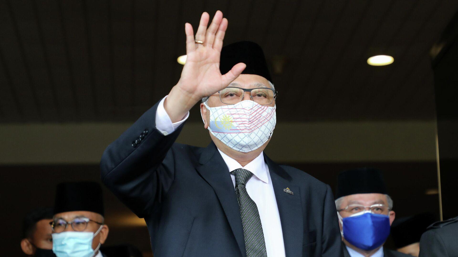 Ismail Sabri Yaakob, el primer ministro de Malasia - Sputnik Mundo, 1920, 20.08.2021
