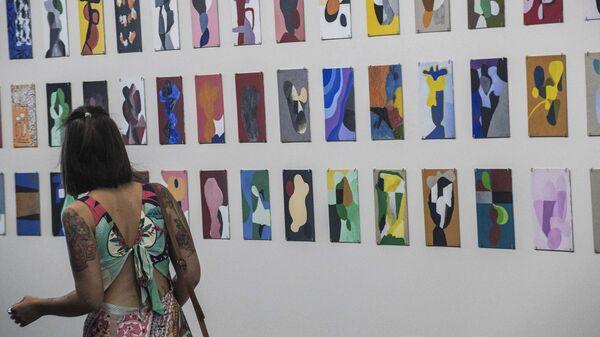 Exposición en la Bienal de Sao Paulo - Sputnik Mundo