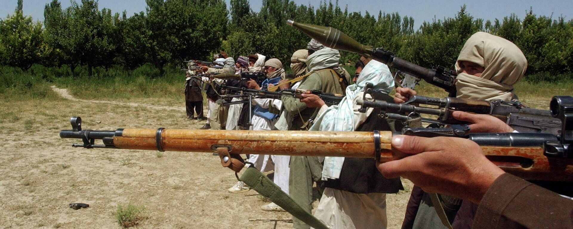 Los talibanes en Afganistán - Sputnik Mundo, 1920, 22.08.2021