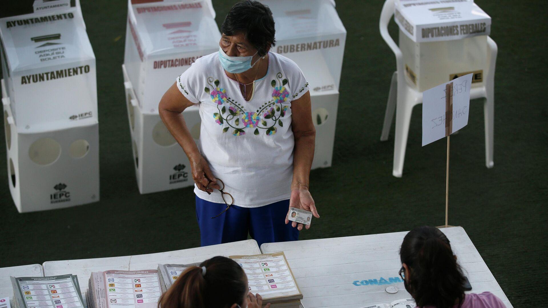 Elecciones en México - Sputnik Mundo, 1920, 23.09.2021