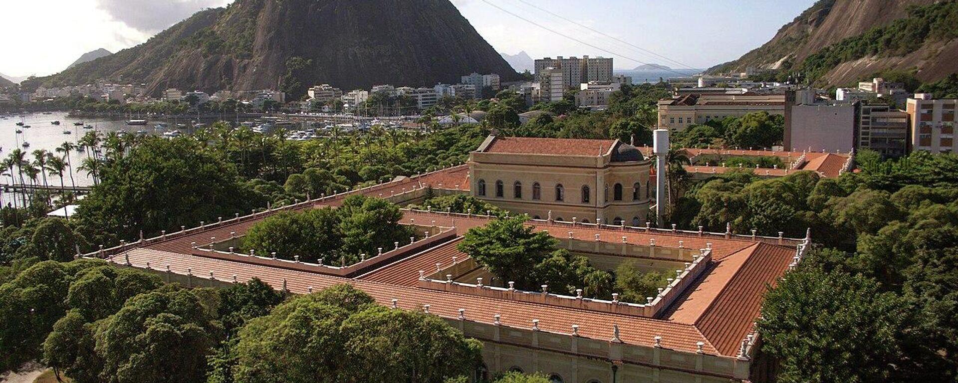 Universidad Federal de Río de Janeiro - Sputnik Mundo, 1920, 24.08.2021