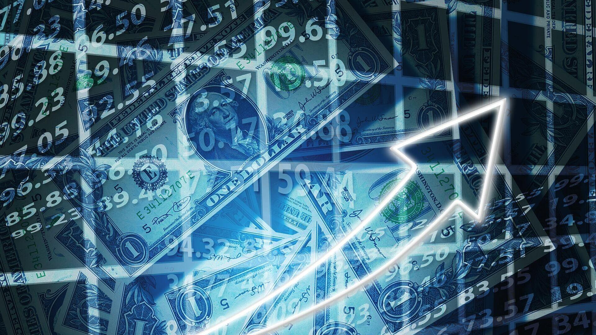 Economía y dólares - Sputnik Mundo, 1920, 14.10.2021