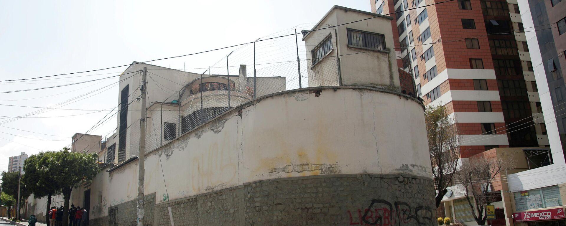 La cárcel femenina de Miraflores - Sputnik Mundo, 1920, 24.08.2021