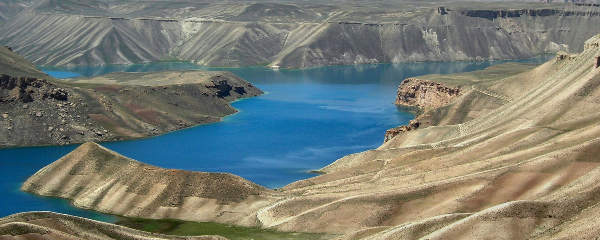 Банд-э-Амир в провинции Бамиан в Афганистане - Sputnik Mundo, 1920, 25.08.2021