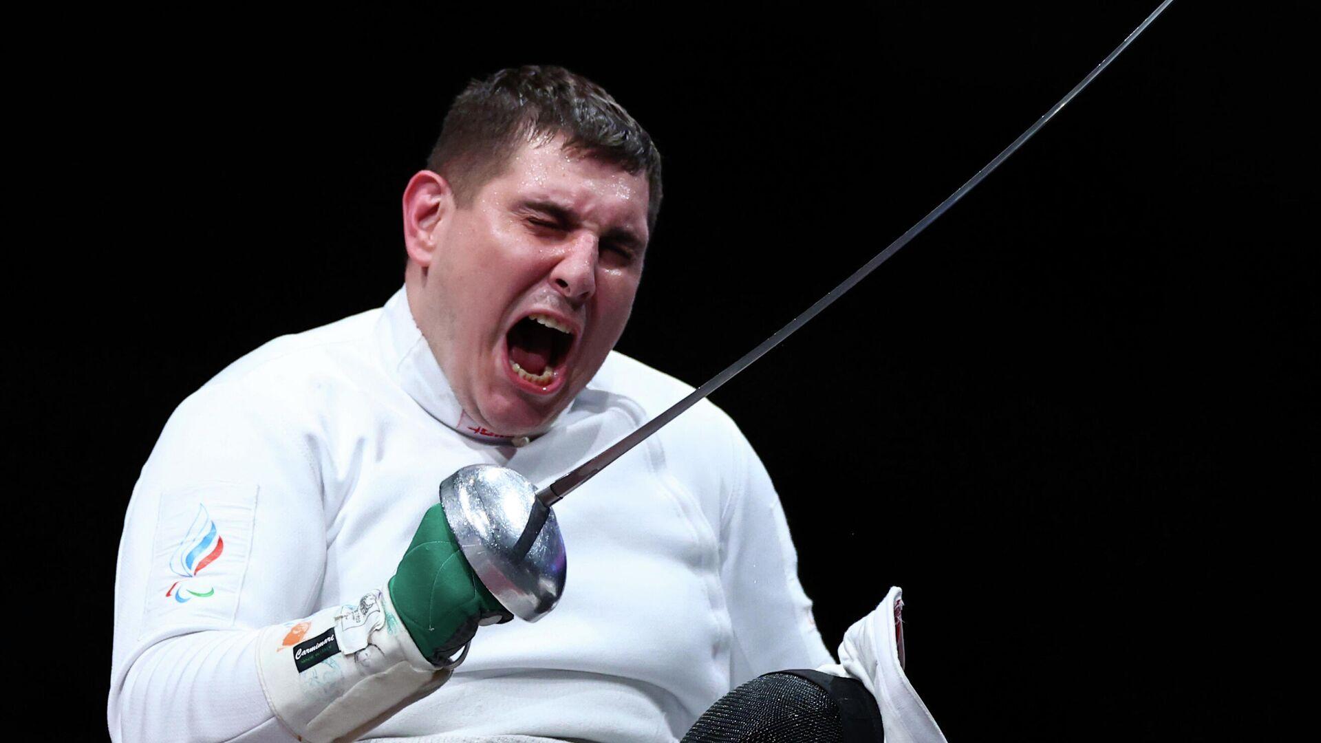 El atleta ruso Alexander Kuzyukov - Sputnik Mundo, 1920, 26.08.2021