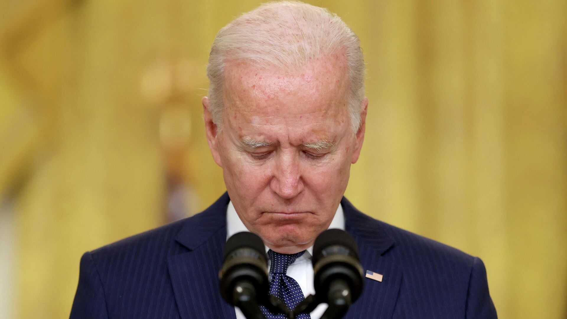 Joe Biden, presidente de EEUU - Sputnik Mundo, 1920, 23.09.2021