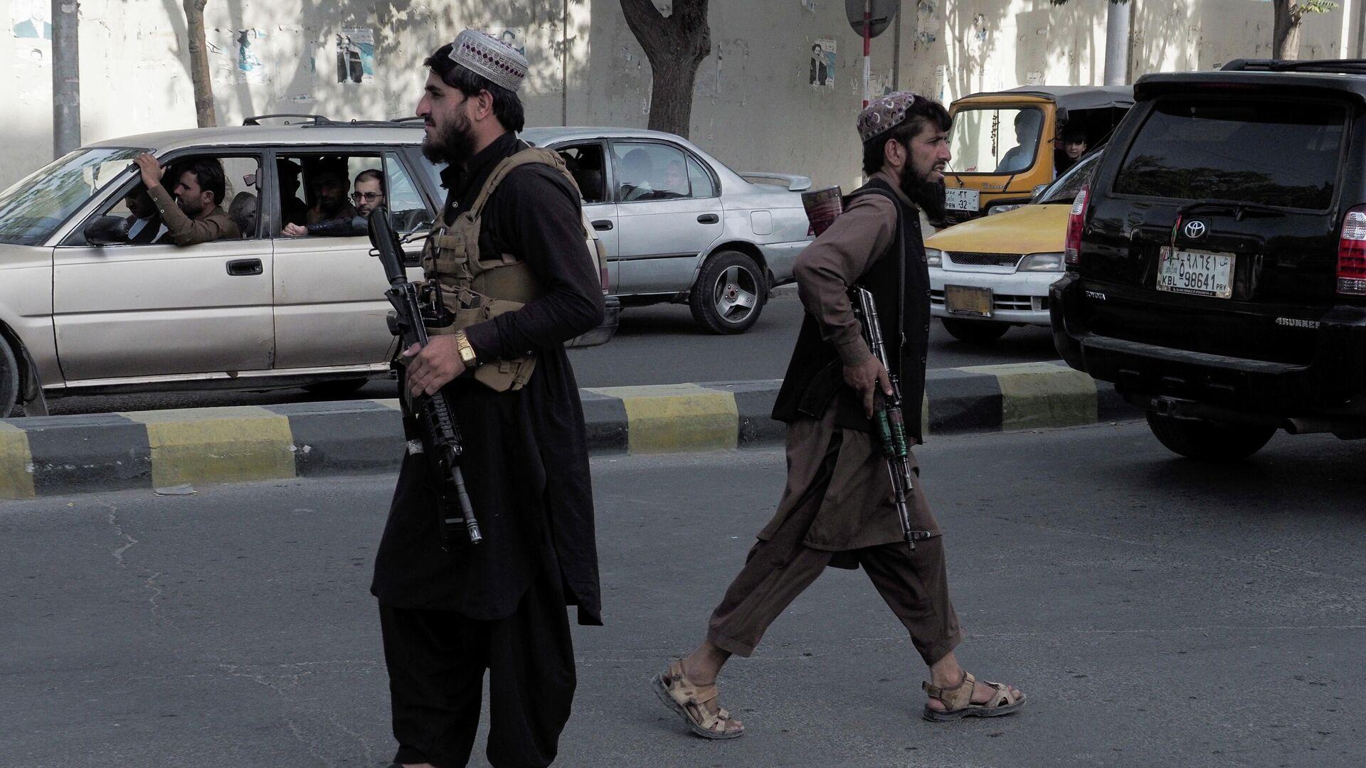 Los talibanes - Sputnik Mundo, 1920, 18.09.2021
