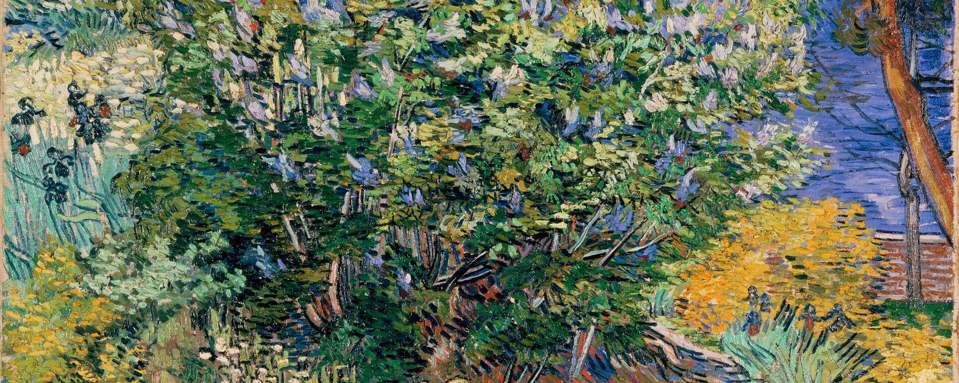 'Las lilas' de Vincent Van Gogh - Sputnik Mundo, 1920, 31.08.2021