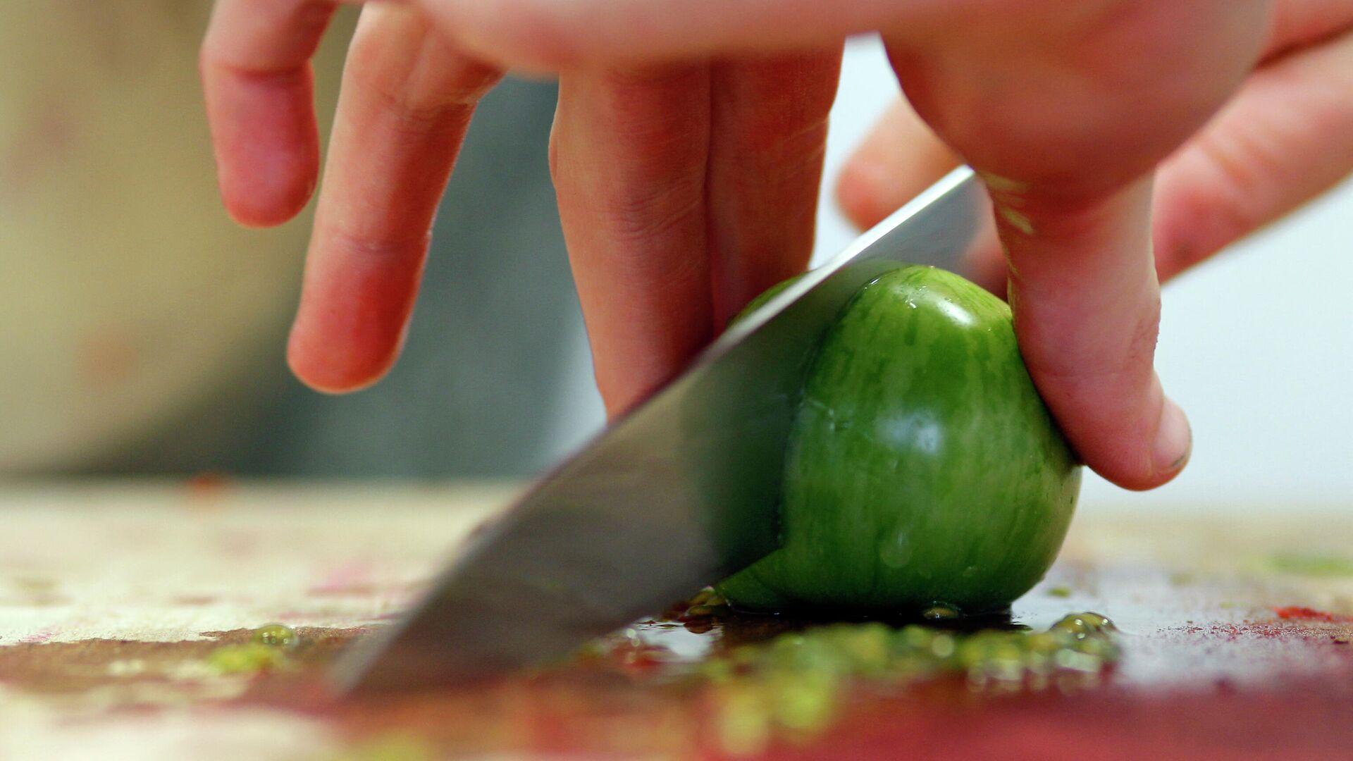 Tomate verde - Sputnik Mundo, 1920, 31.08.2021