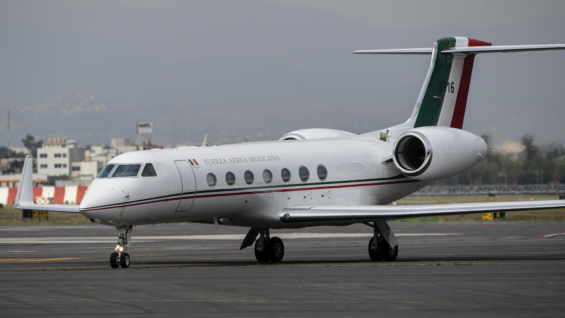 El avión de la Fuerza Aérea Mexicana que sacó a Evo Morales de Bolivia en 2019 - Sputnik Mundo, 1920, 01.09.2021