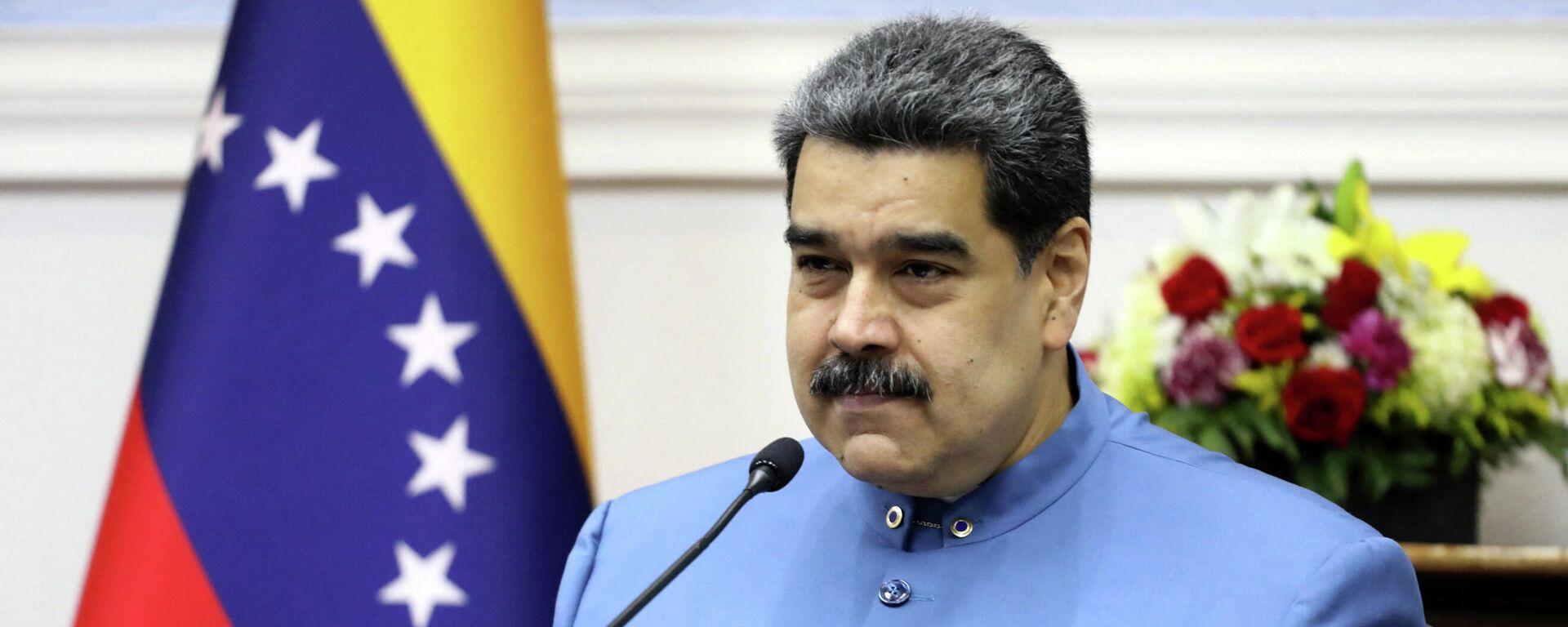 Nicolás Maduro, presidente de Venezuela - Sputnik Mundo, 1920, 20.09.2021