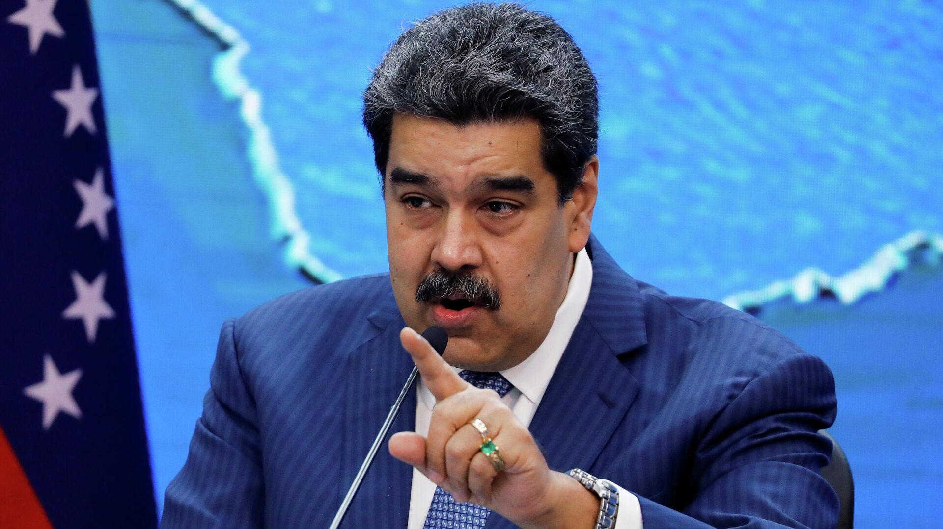 Nicolás Maduro, presidente de Venezuela - Sputnik Mundo, 1920, 14.09.2021