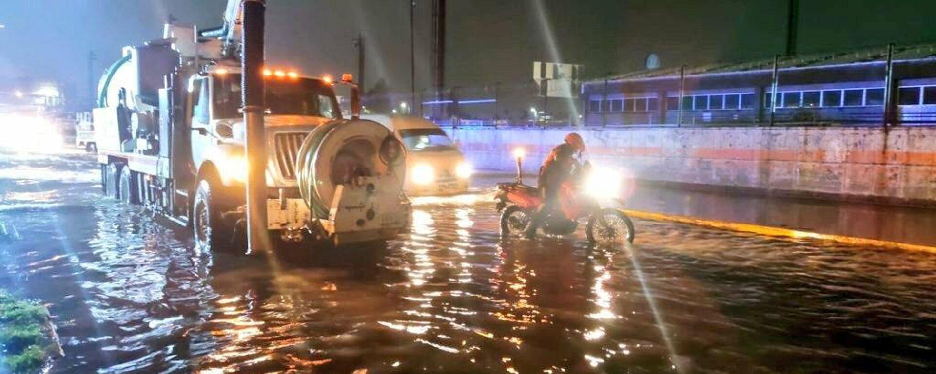 Inundaciones Ecatepec - Sputnik Mundo, 1920, 07.09.2021