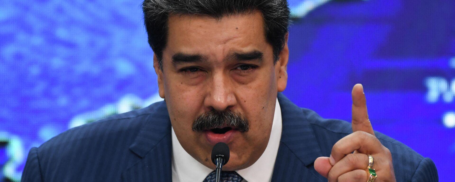 Nicolás Maduro, presidente de Venezuela - Sputnik Mundo, 1920, 23.09.2021