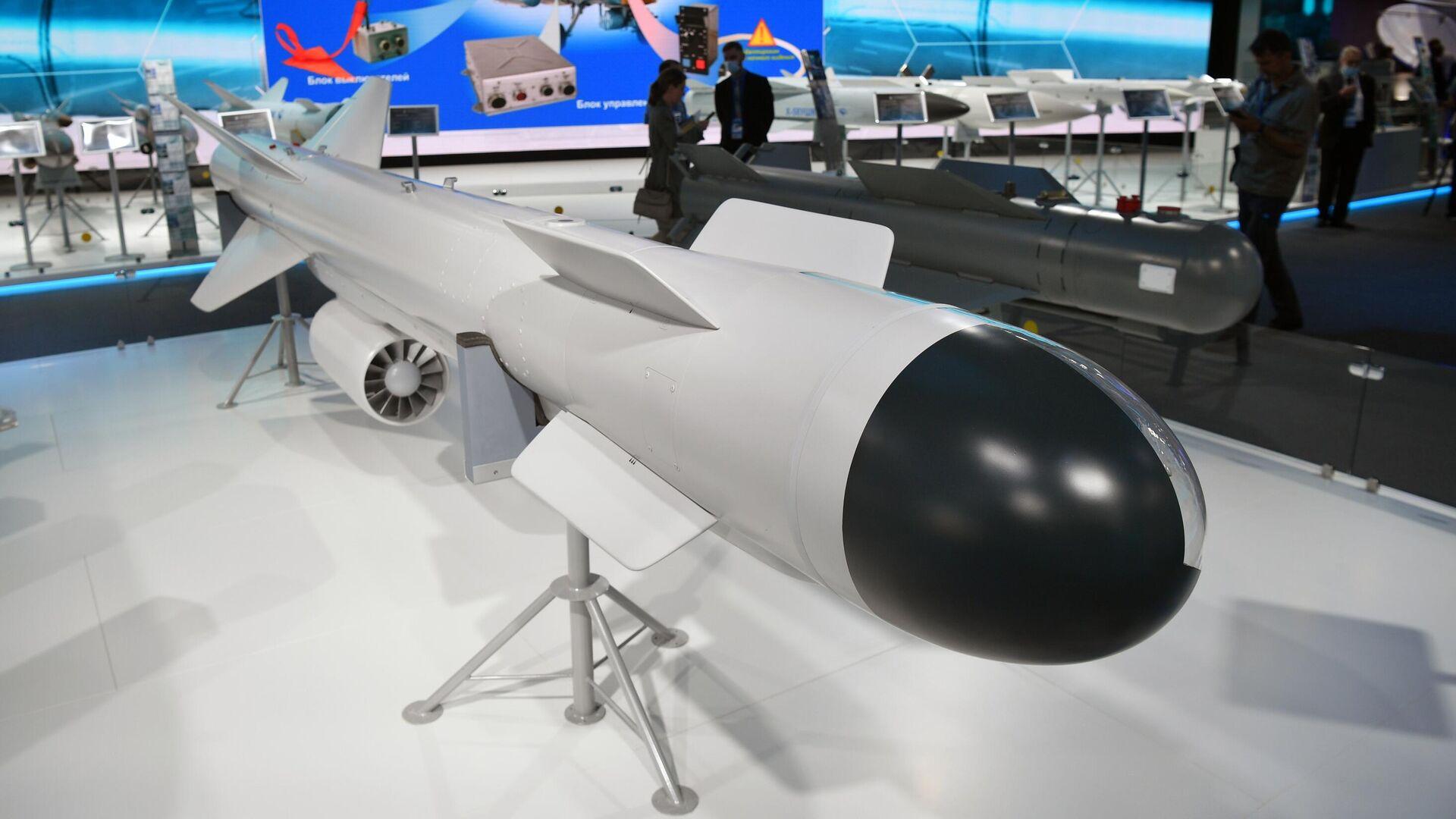 Misil antibúnker Х-59МКМ - Sputnik Mundo, 1920, 09.09.2021