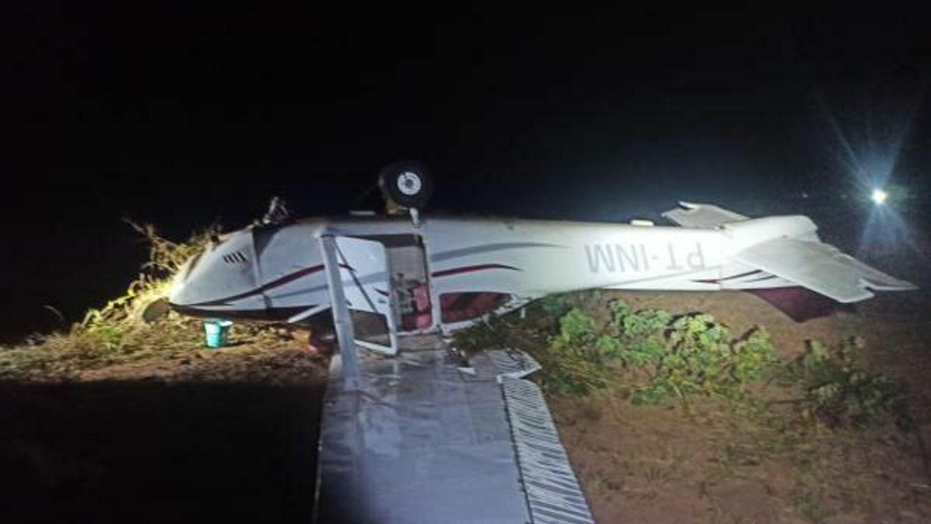 La Fuerza Aérea Brasileña derriba una aeronave hostil que invadió el espacio aéreo del país - Sputnik Mundo, 1920, 09.09.2021