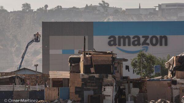 Planta de Amazon en Tijuana.  - Sputnik Mundo