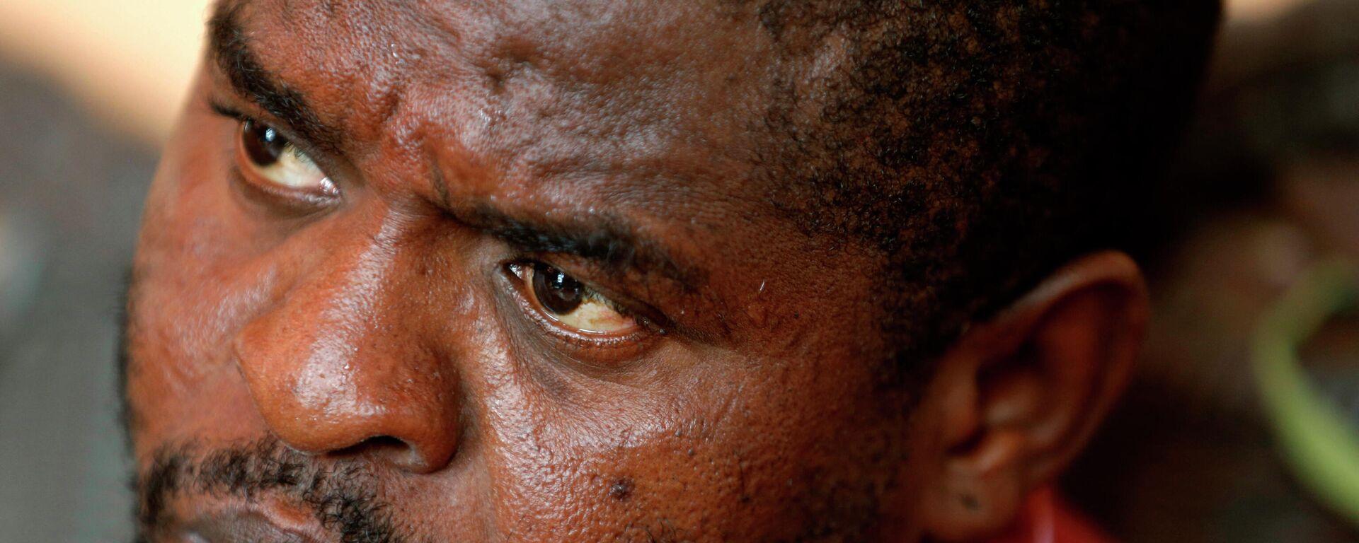 Jimmy Cherizier 'Barbecue', líder de bandas armadas haitianas  - Sputnik Mundo, 1920, 09.09.2021