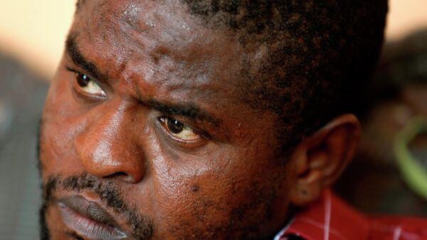 Jimmy Cherizier 'Barbecue', líder de bandas armadas haitianas  - Sputnik Mundo