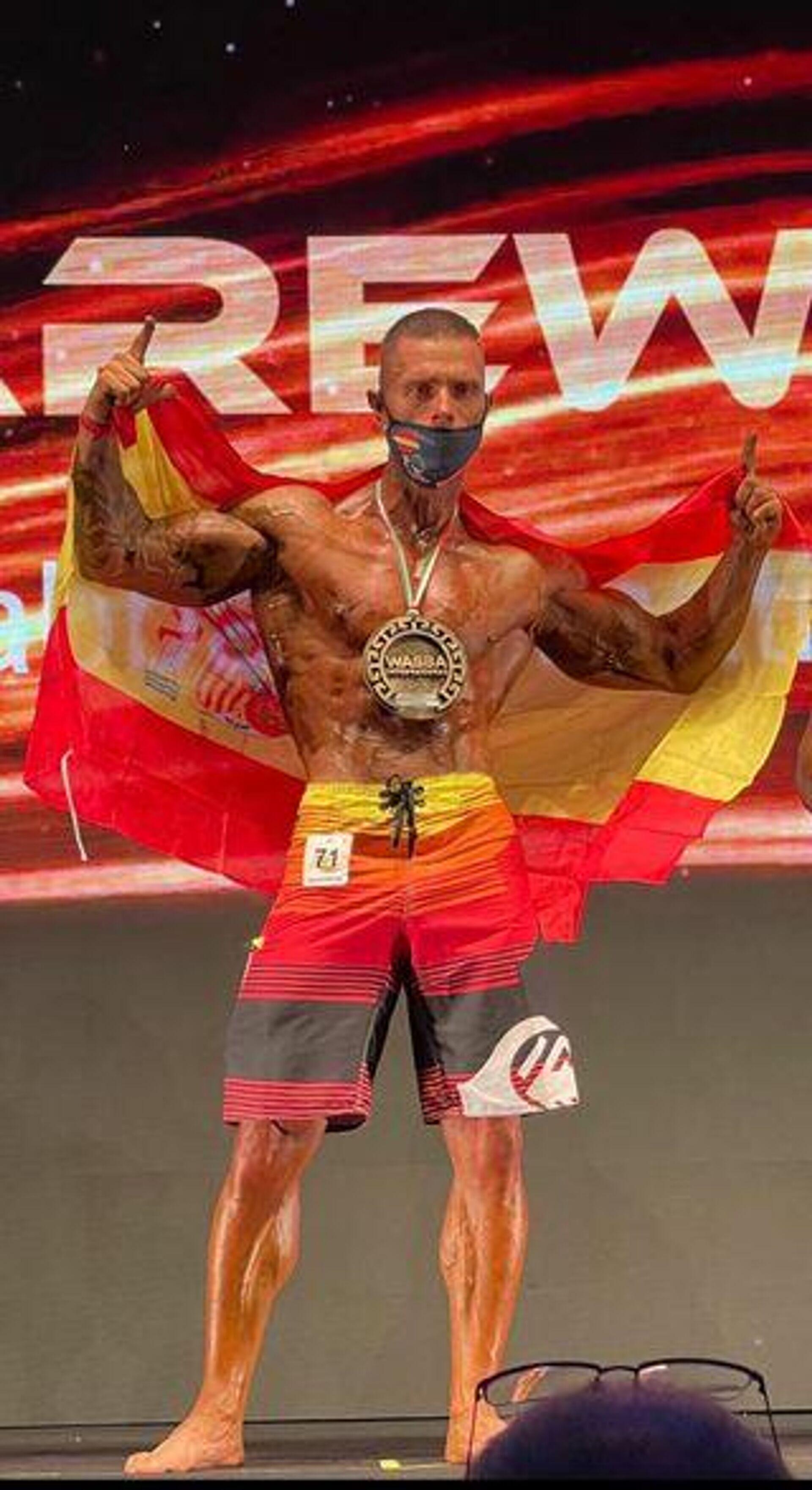 Miguel Seijo, campeón de España y del mundo de culturismo - Sputnik Mundo, 1920, 10.09.2021