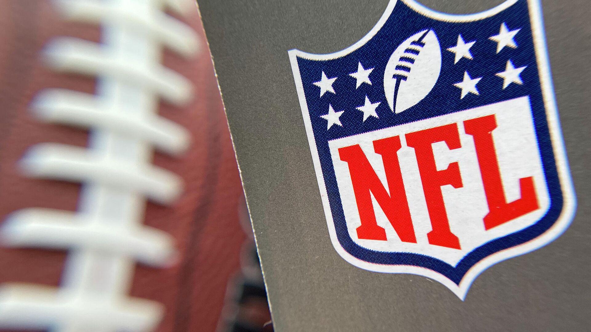 Logo de la Liga Nacional de Fútbol Americano (NFL)  - Sputnik Mundo, 1920, 10.09.2021