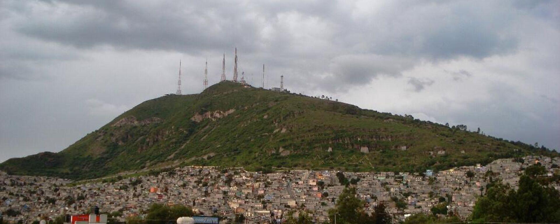 Cerro Chiquihuite en México  - Sputnik Mundo, 1920, 11.09.2021