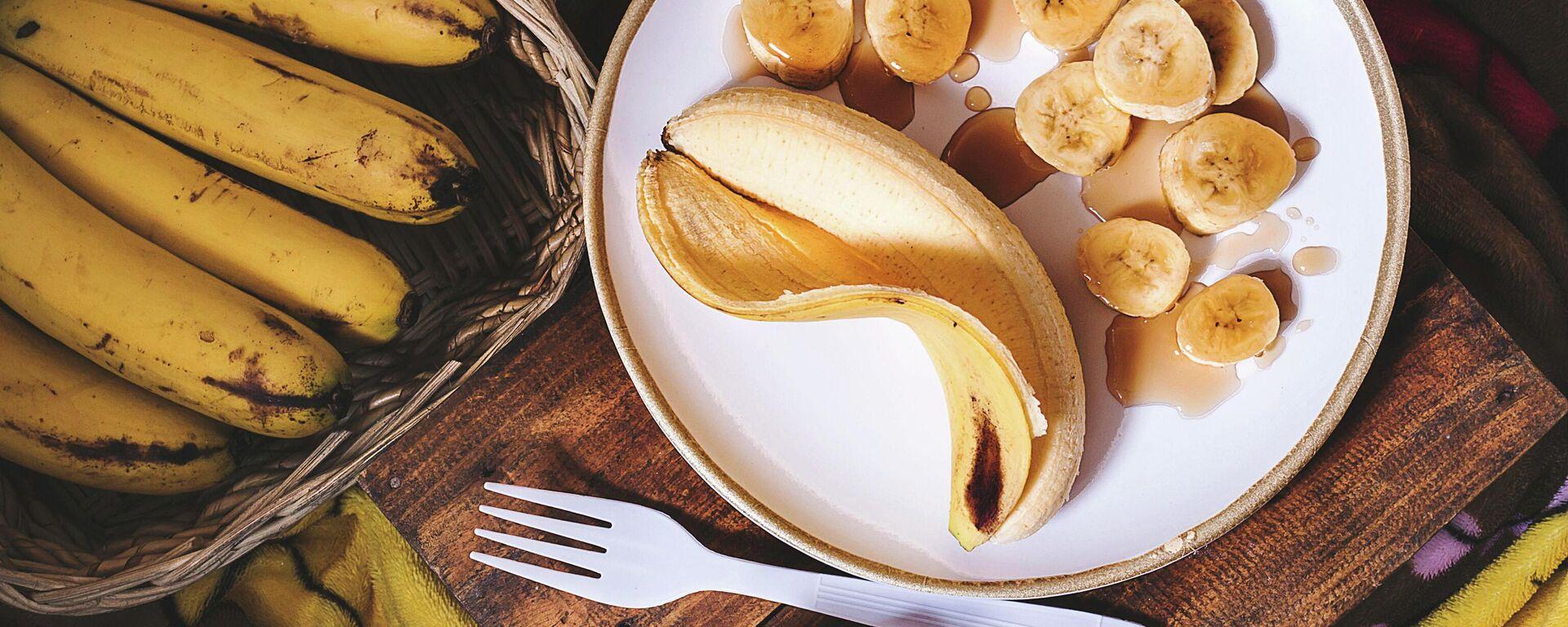 Plátano con miel - Sputnik Mundo, 1920, 11.09.2021
