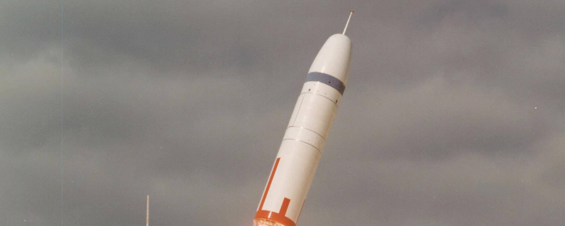 Primer lanzamiento del misil Trident C4  - Sputnik Mundo, 1920, 13.09.2021