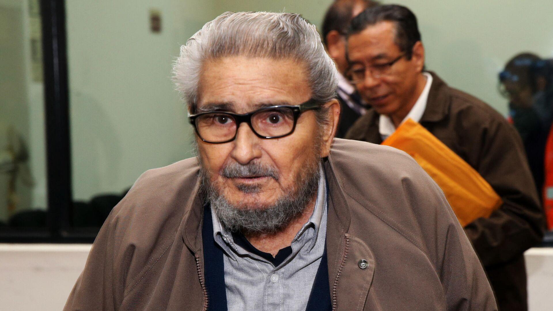 Abimael Guzmán, líder de la organización terrorista Sendero Luminoso - Sputnik Mundo, 1920, 23.09.2021