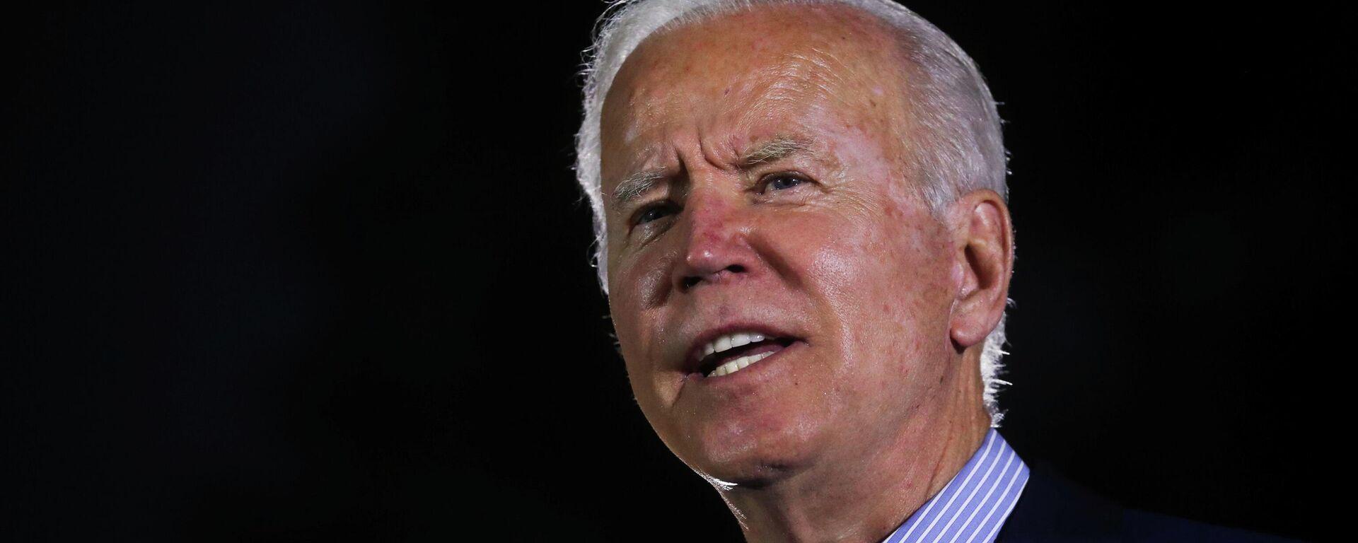 Joe Biden, presidente de Estados Unidos - Sputnik Mundo, 1920, 27.09.2021