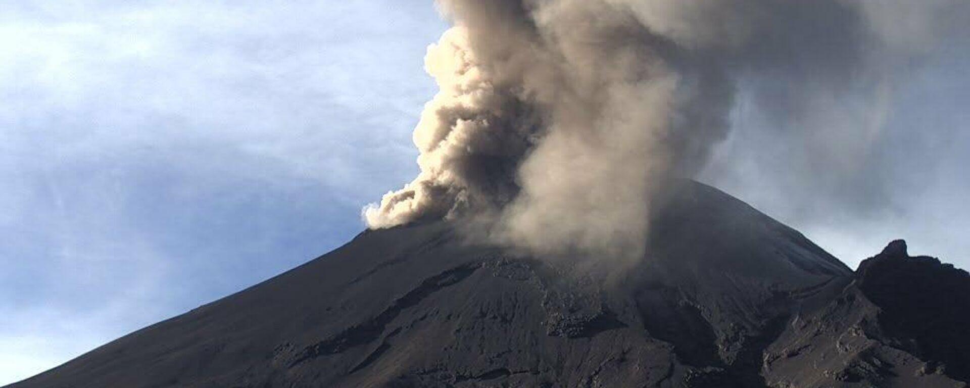 Volcán Popocatépetl - Sputnik Mundo, 1920, 14.09.2021
