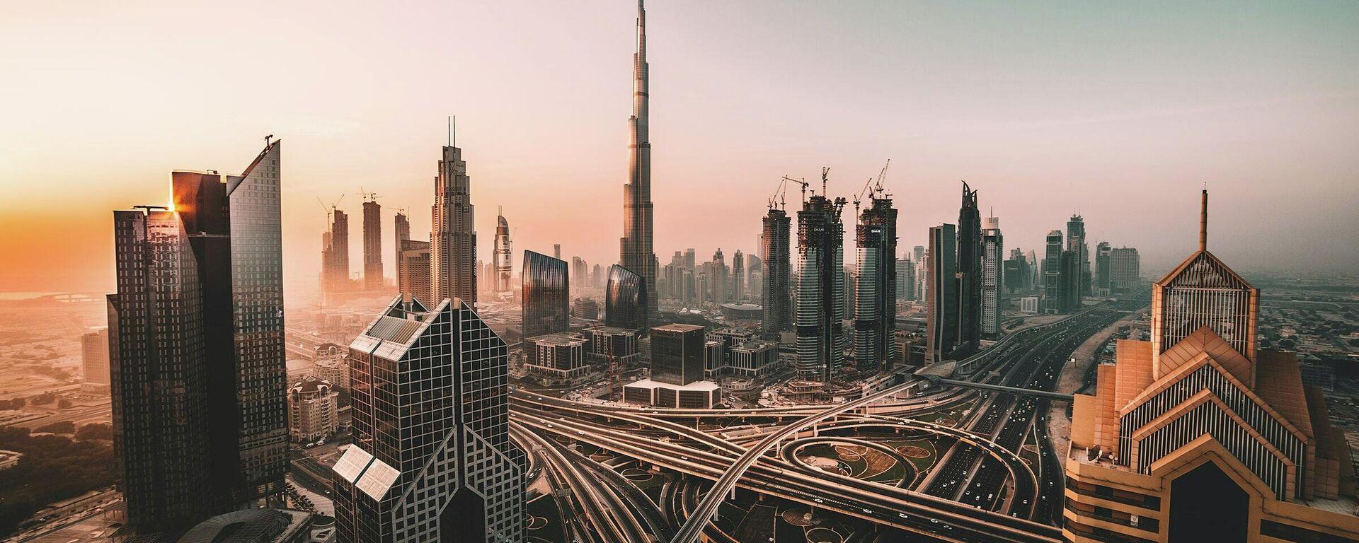 Dubái, Emiratos Árabes Unidos - Sputnik Mundo, 1920, 15.09.2021