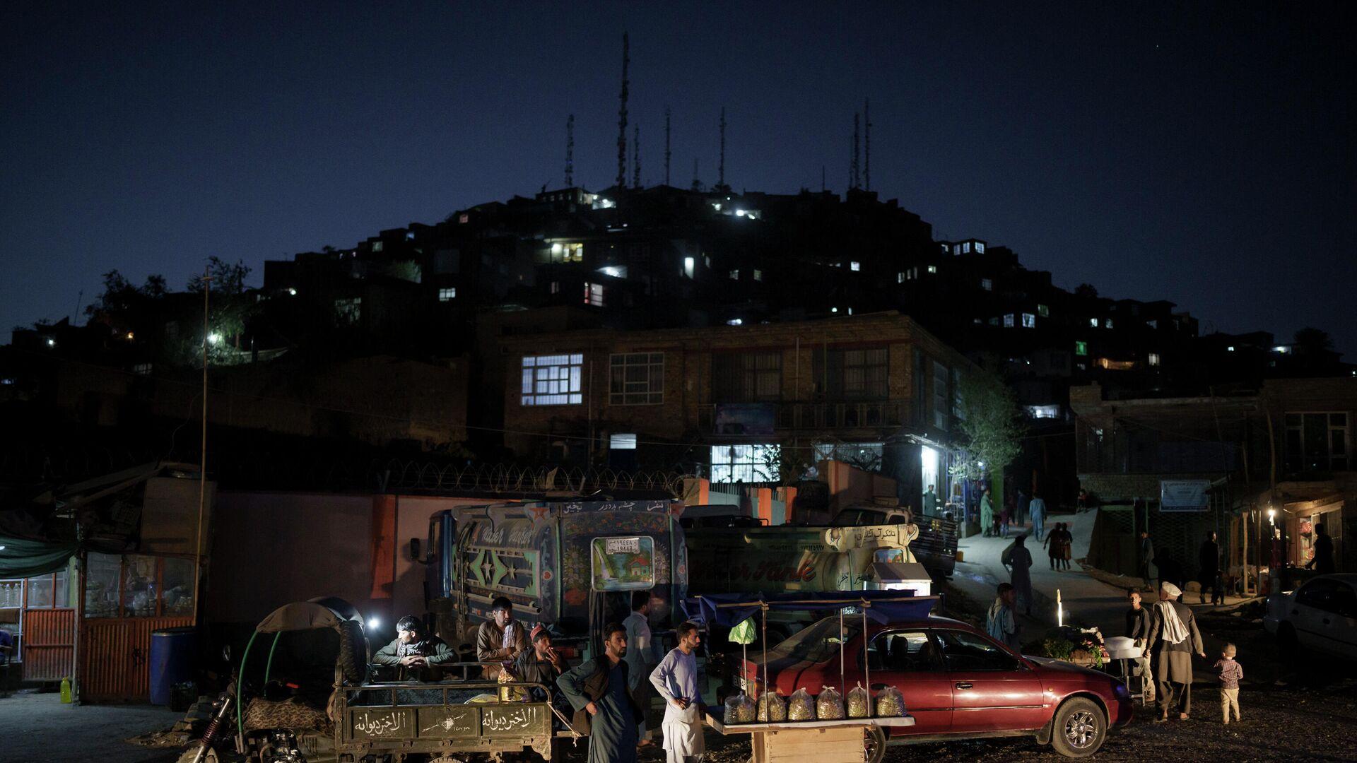 Kabul, la capital de Afganistán - Sputnik Mundo, 1920, 16.09.2021