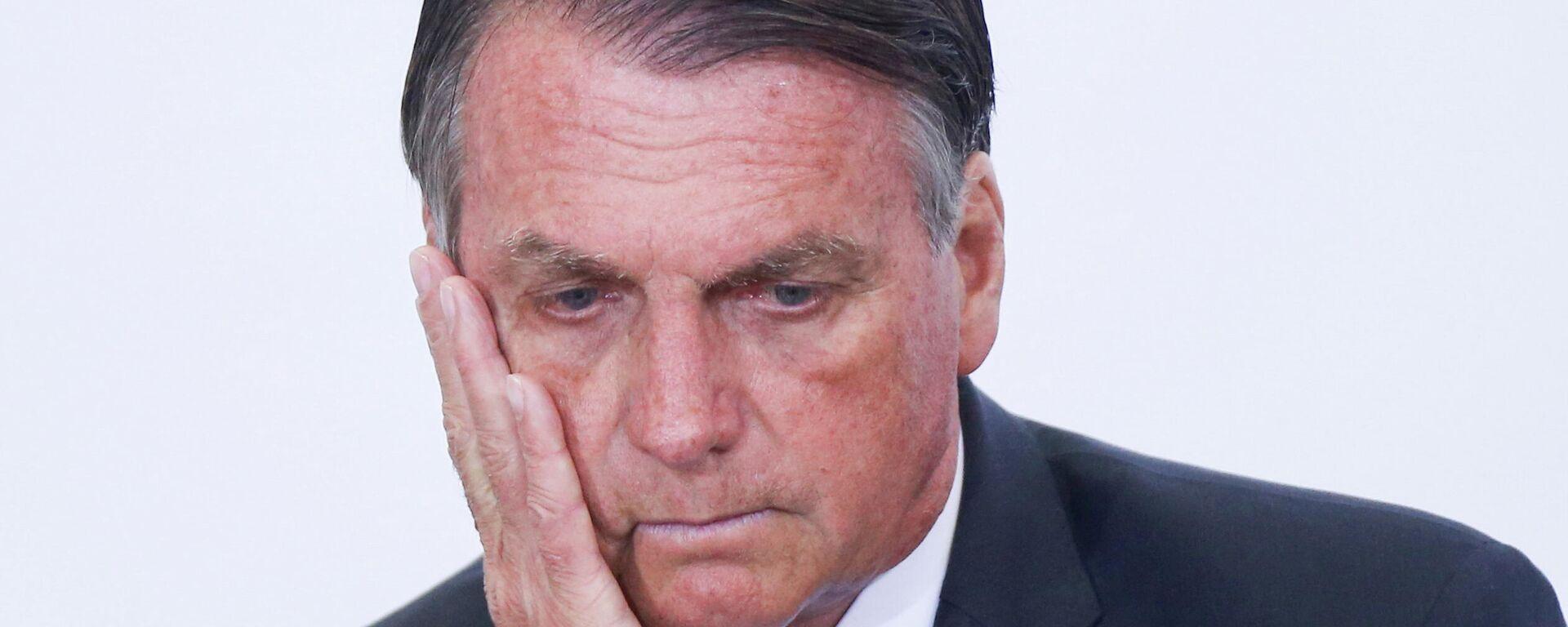 Jair Bolsonaro, presidente de Brasil - Sputnik Mundo, 1920, 06.10.2021