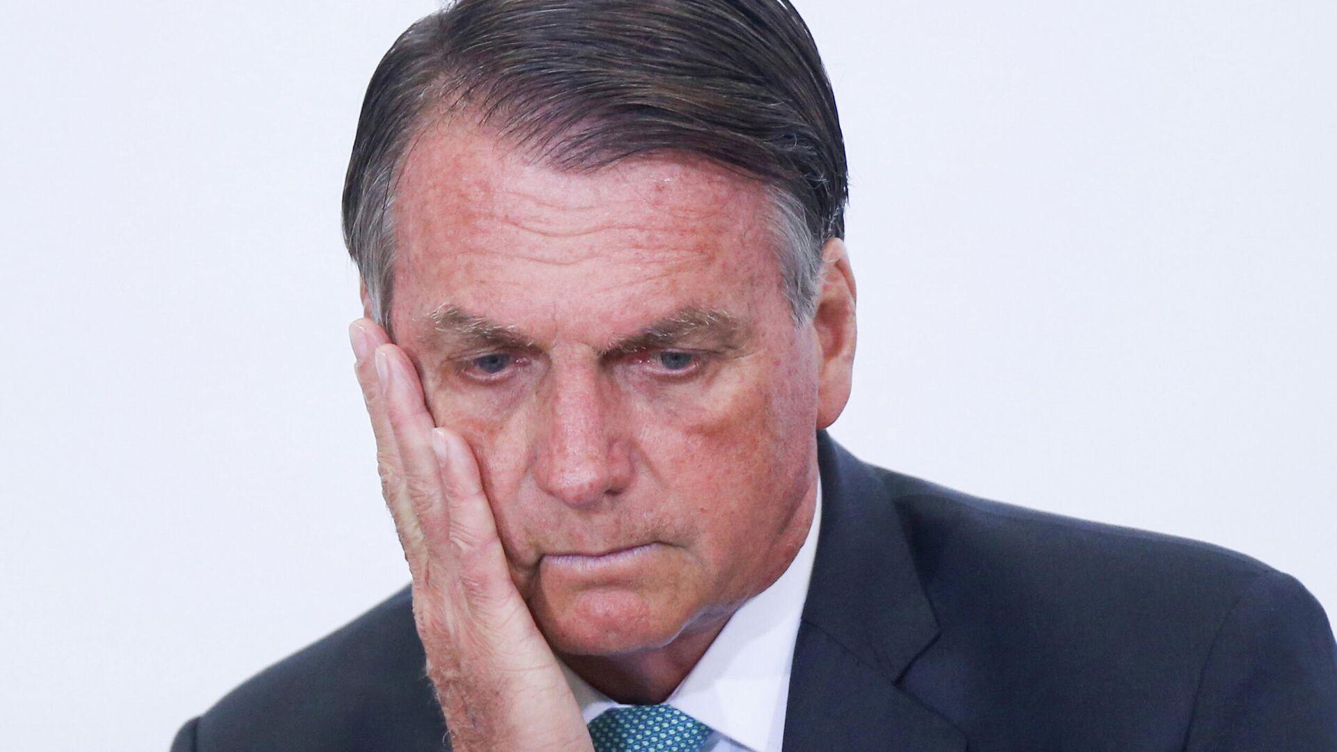 Jair Bolsonaro, presidente de Brasil - Sputnik Mundo, 1920, 17.09.2021