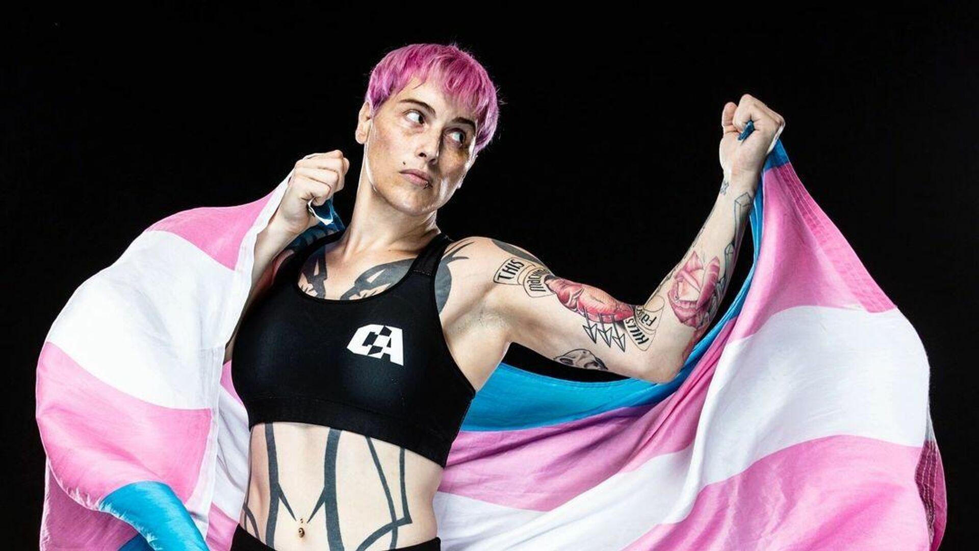 Alana McLaughlin, luchadora de MMA estadounidense  - Sputnik Mundo, 1920, 17.09.2021