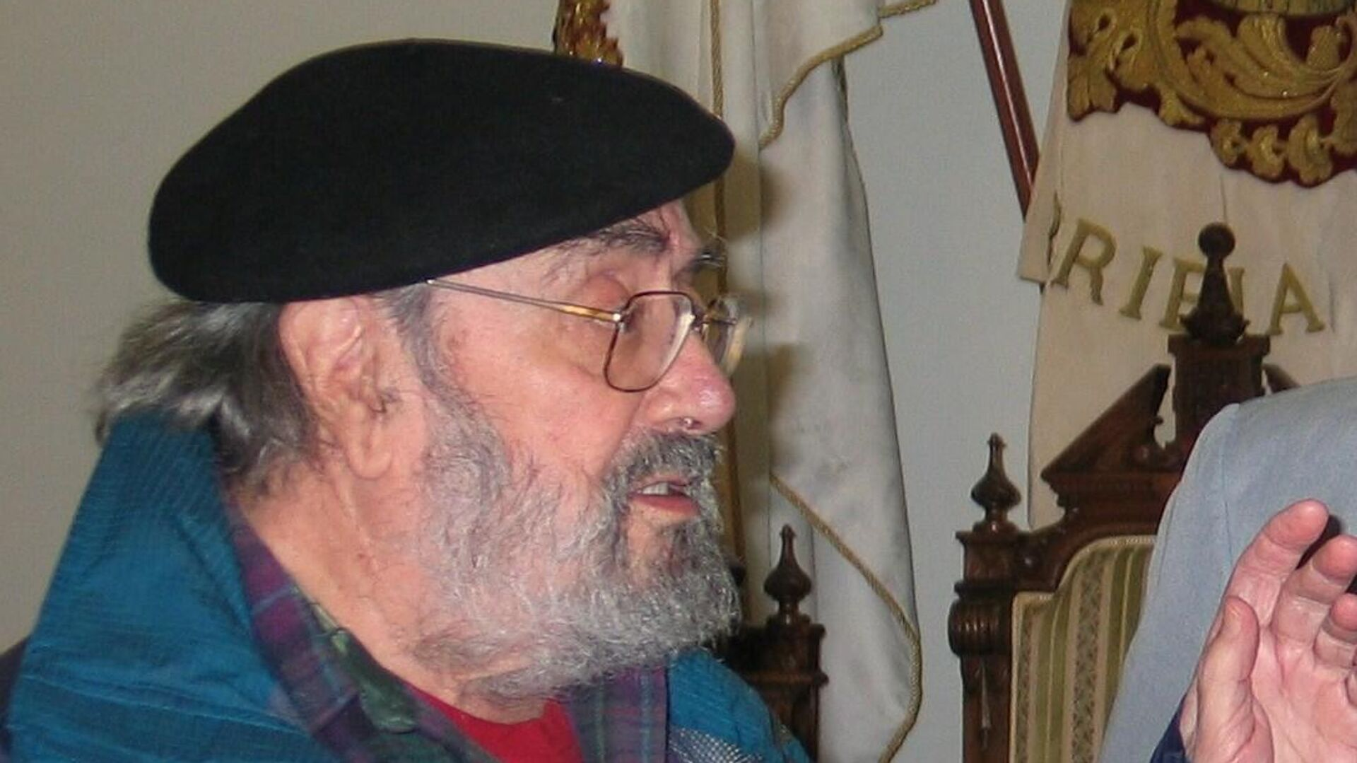 Alfonso Sastre, dramaturgo español - Sputnik Mundo, 1920, 17.09.2021