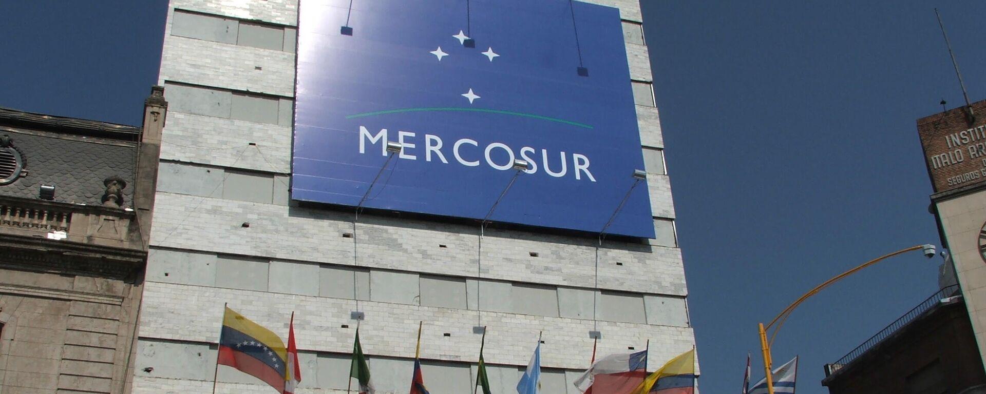 Mercosur - Sputnik Mundo, 1920, 17.09.2021