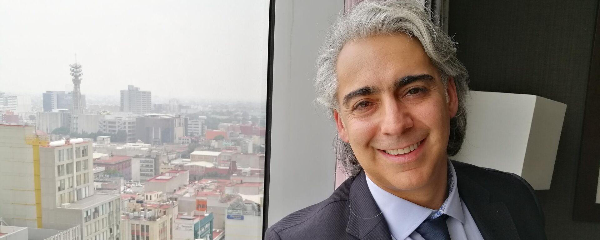 Marco Enríquez-Ominami, integrante del Grupo de Puebla - Sputnik Mundo, 1920, 18.09.2021