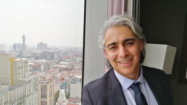 Marco Enríquez-Ominami, integrante del Grupo de Puebla - Sputnik Mundo